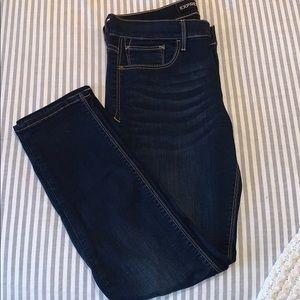Express Darkwash Jeans
